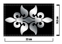 Mobilya Stiker Ayna 17B