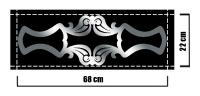 Dekoratif Ayna imalatı 05C